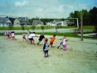 Kids' Camp Tug of War